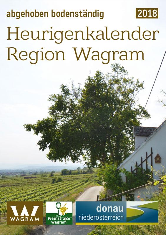Heurigenkalender Region Wagram 2017