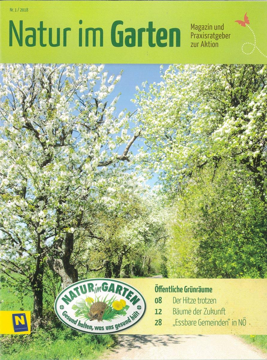 Essbare gemeinde kirchberg am wagram for Natur im garten