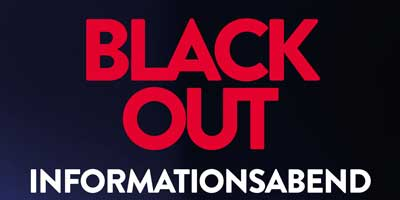 Blackout Informationsabend