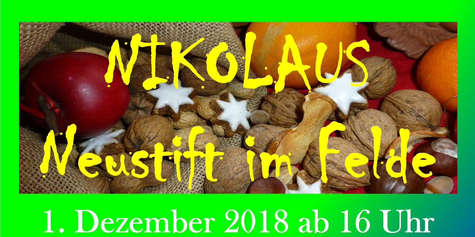 10. Nikolaus in Neustift im Felde