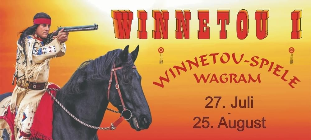 Winnetou-Spiele Wagram - Winnetou I