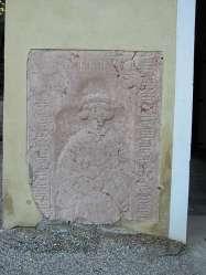 Pfarrherren-Grabstein