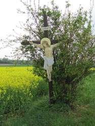 Weg-Kreuz
